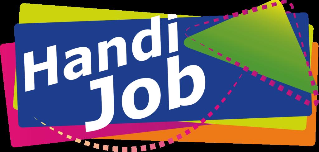 Handijob34.com, logo officiel de l'événement