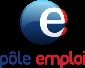 Pôle emploi logo partenaire https://www.pole-emploi.fr/accueil/
